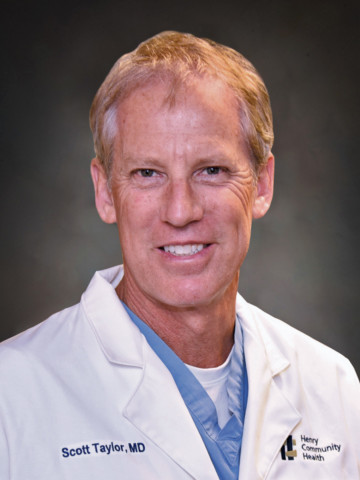 Dr. Scott Taylor